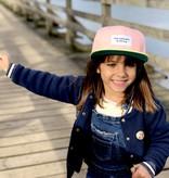 Hello Hossy CHILDREN'S PET | PINK CAP FOR CHILDREN | COOL BABY CAP