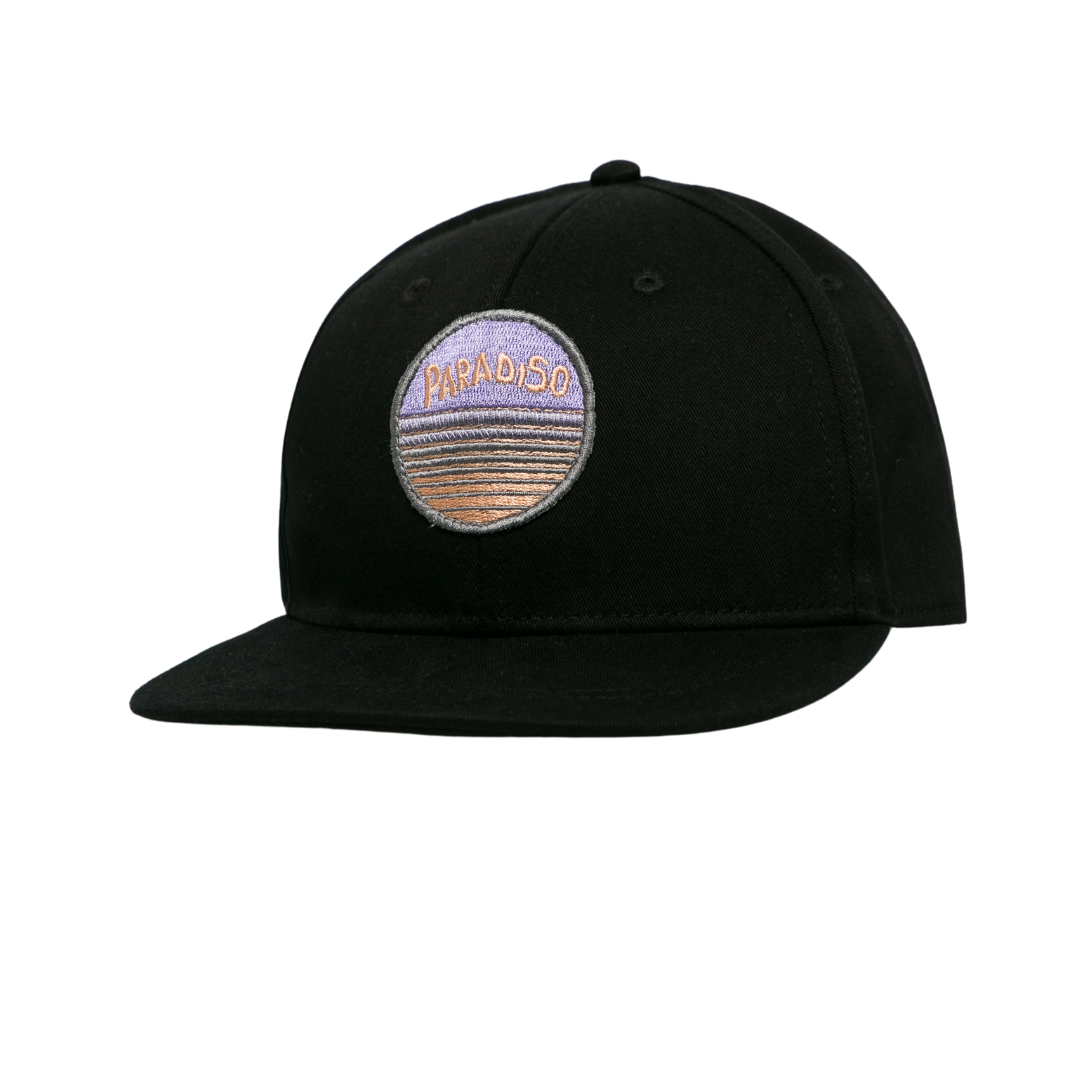 Minikid BLACK CHILDREN'S CAP | COOL CAP | SNAPBACK FOR CHILDREN