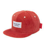 Hello Hossy CHILDREN'S PET   VELVET RIB CAP   COOL BABY CAP