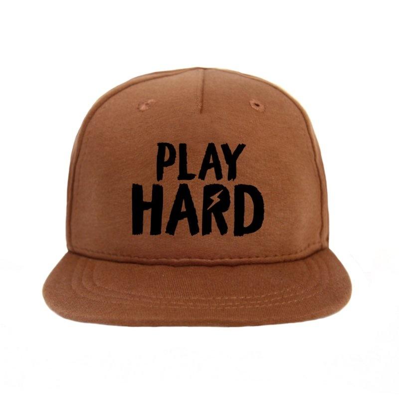VanPauline TWINNING CAPS - WORK HARD PLAY HARD - VANPAULINE