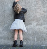 Taylor Joelle GREY TUTU SKIRT FOR GIRLS | GREY TUTU SKIRT | GIRL DRESS