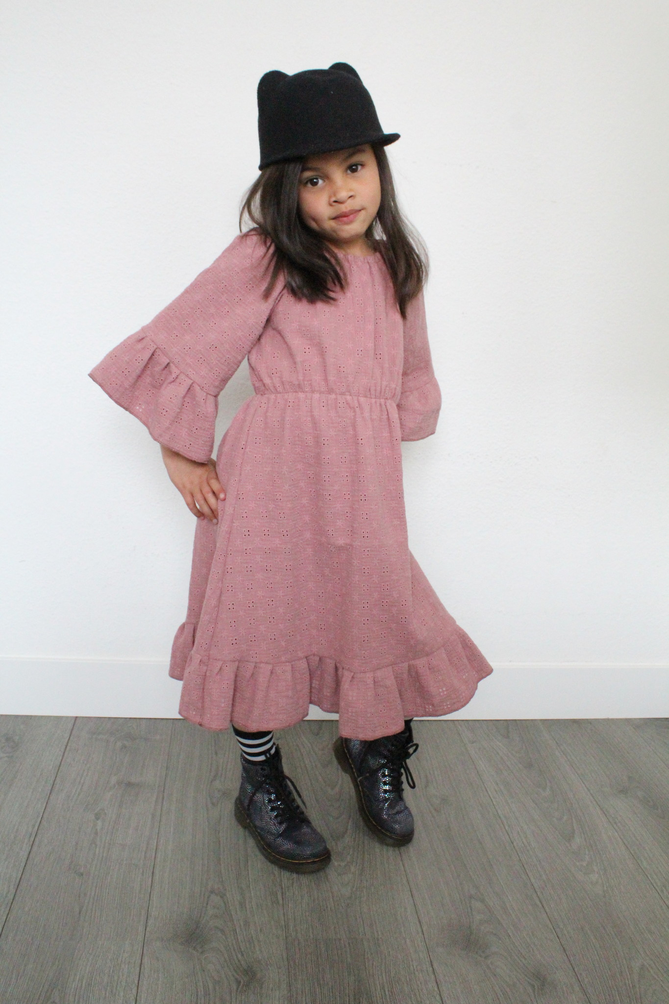 Zoofs DRESS FOR GIRLS | DRESS WITH DRILLING | GIRL CLOTHES