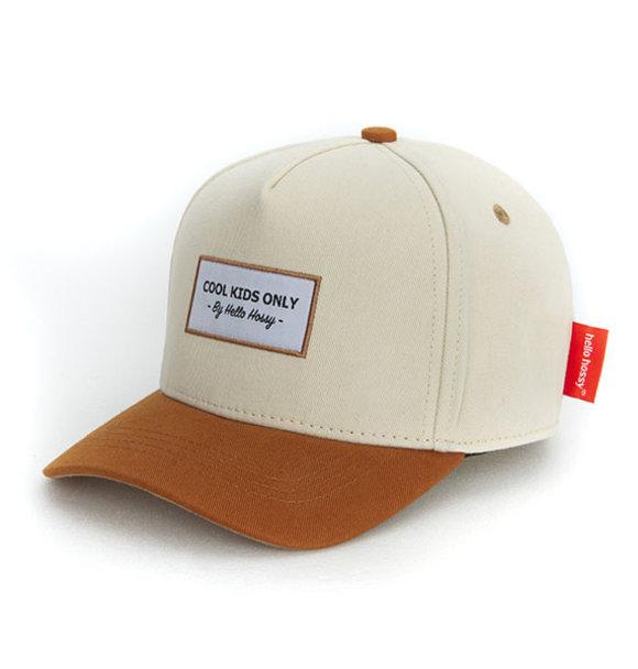Hello Hossy CAP MINI BEIGE