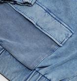 Minikid ACID BLUE SWEATER   STOERE SWEATER VOOR KINDEREN   MINIKID