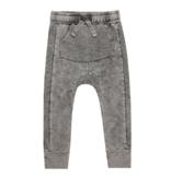 Minikid  ACID GREY DENIM JOGGER | COMFORTABLE PANTS | COOL KIDS CLOTHING