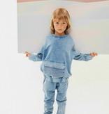 Minikid  ACID BLUE DENIM JOGGER | COMFORTABLE PANTS | COOL KIDS CLOTHING