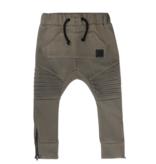Minikid COOL JOGGER FOR KIDS | CLASSIC TROUSERS MINIKID | KHAKI GREEN PANTS