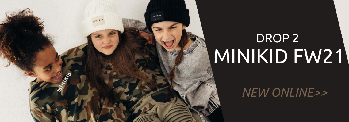 cool streetwear children clothing boys minikid holland