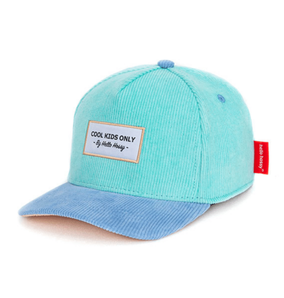 Hello Hossy CAP SWEET AZURE