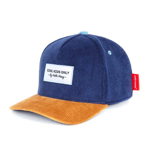 Hello Hossy CAP SWEET INDIGO