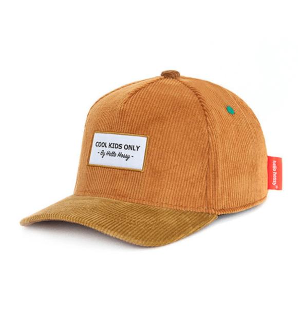 Hello Hossy CAP SWEET CAMEL