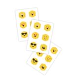 Ducky Street  MINIFIG TATTOO | CHILDREN'S TATTOO | LEGO TATOO FOR KIDS