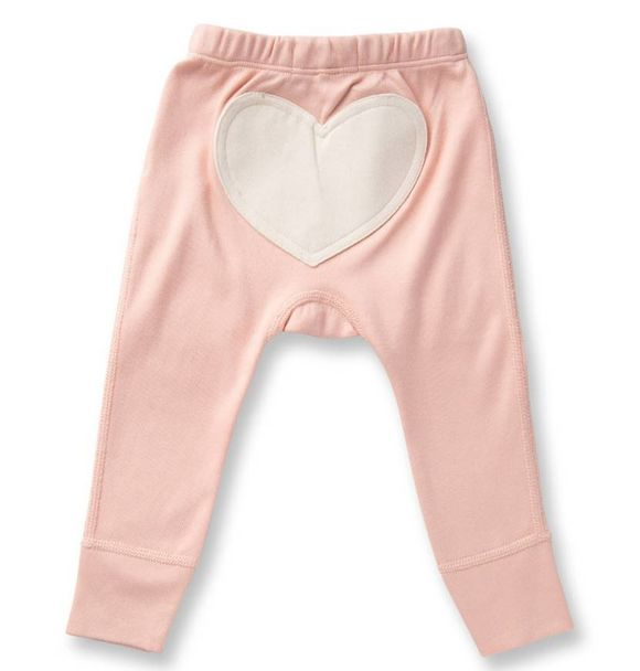 Sapling DOVE GREY HEART PANTS - Copy