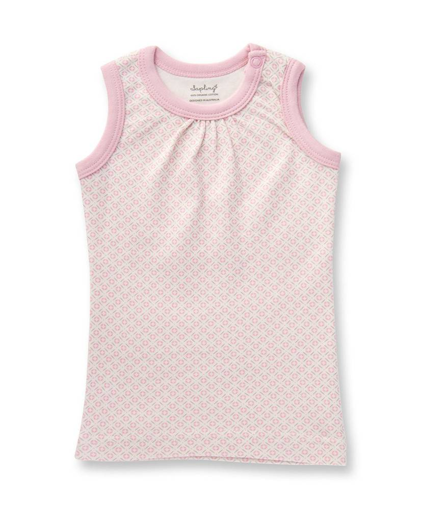 Sapling TOP DUSTY PINK