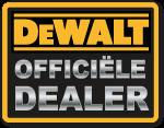 DeWalt logo Officiële Dealer