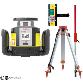 Leica Rugby CLA - CLX700 bouwlaser horizontaal