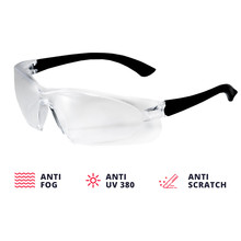 ADA PROTECT Veiligheidsbril