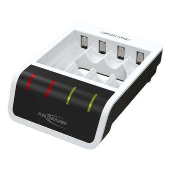 Ansmann Comfort Smart Batterijlader