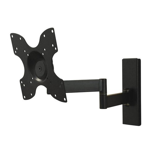DQ Wall-Support Rotate Triple M black tv beugel