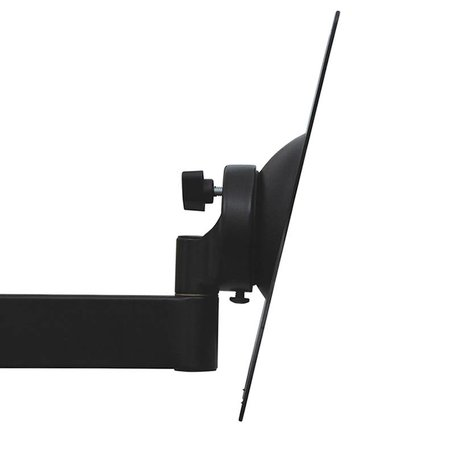 DQ Wall-Support Rotate XL Black 97 cm TV Beugel