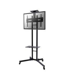 PLASMA-M1700E Verrijdbare TV Vloerstandaard