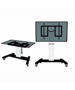 M2500TSILVER Elektrische TV Standaard