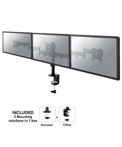 NM-D135D3BLACK Monitorbeugel