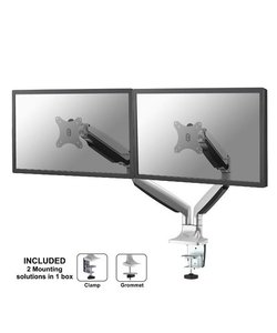NM-D750DSILVER Monitorbeugel