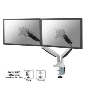 NeoMounts NM-D750DWHITE Monitorbeugel