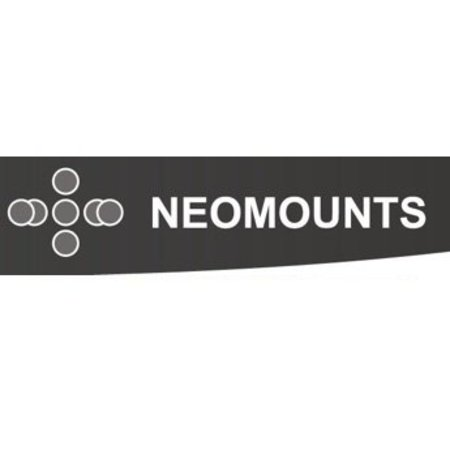 NeoMounts NM-D135DSILVER Monitorbeugel