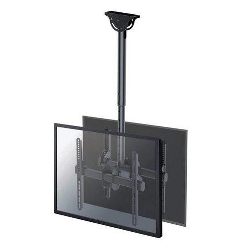NeoMounts NM-C440DBLACK TV Plafondbeugel