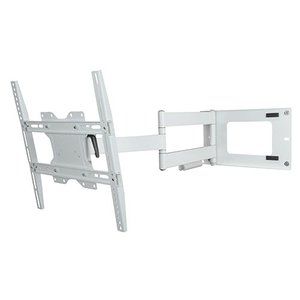 DQ Wall-Support Hercules Flex 400 White TV Beugel