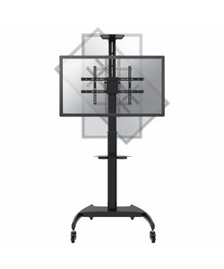 PLASMA-M1900E Verrijdbare TV Vloerstandaard