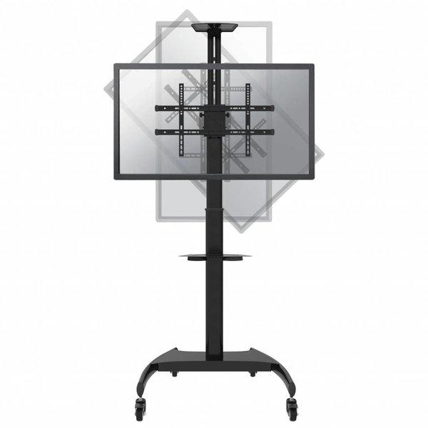 Neomounts PLASMA-M1900E Verrijdbare TV Vloerstandaard