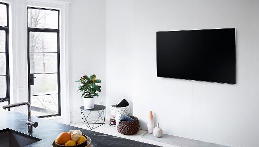 Platte TV Beugels