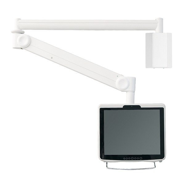Neomounts by Newstar FPMA-HAW100HC medische flatscreen wandsteun