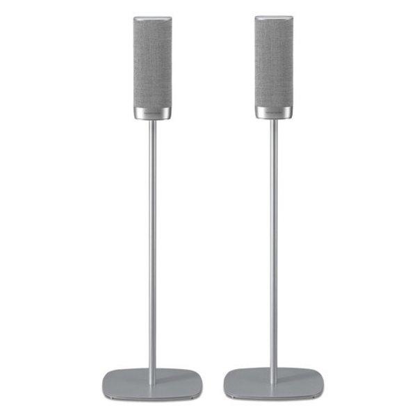 SoundXtra Citation Surround standaard - grijs - Set van 2