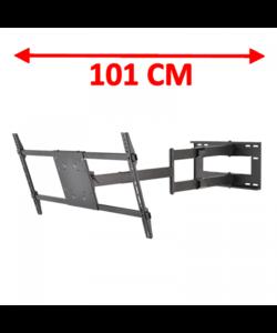Reach XXL 101 cm Black TV Beugel