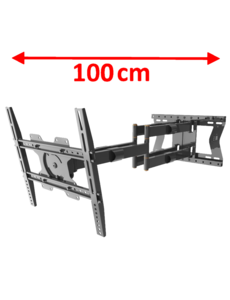 XTRarm Cratos 100 cm Double TV Beugel