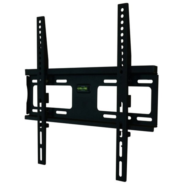 DQ Wall-Support Anna Fixed 400 Black TV Beugel