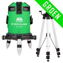 ADA 6D SERVOLINER Groen 8 Lijns Lijnlaser