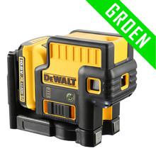 DeWALT DCE085D1G-QW puntlaser groen