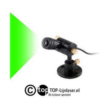 TOP Laser Positioneerlaser 15mW Groen