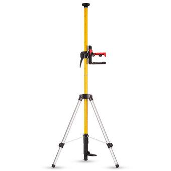 ADA SILVER PLUS Combi Paalstatief 360cm incl. Magnetic Lift