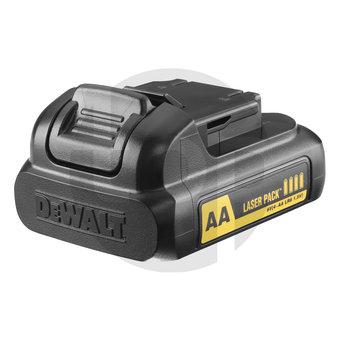 DeWALT Batterijhouder voor DeWALT 12V schuifaccu aansluiting