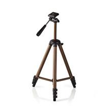 Universeel Compact Statief 130cm Kantelkop