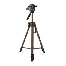 Universeel Compact Statief 160cm Kantelkop