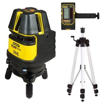Stanley FATMAX® SML Lijnlaser met 5 laserlijnen