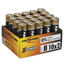 Ansmann 20x AA X-Power Alkaline Batterijen