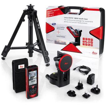 Leica DISTO™ D810 Afstandsmeter 200m Set